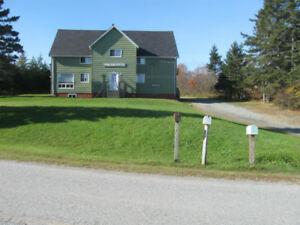 Two Bedroom Sheet Harbour Upstairs Apartment. Available August
