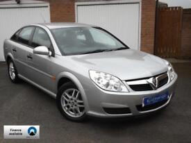 2007 (07) Vauxhall Vectra 1.8i Life 5 Door // LOW 64K MILES //