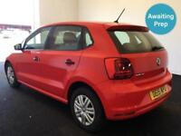 2015 VOLKSWAGEN POLO 1.0 S 5dr
