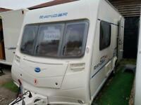 Bailey Ranger GT60 460 2 Berth End Washroom Caravan, Motor Mover, Awning