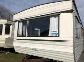 OFF SITE STATIC CARAVAN FOR SALE- ONLY £1500!!!