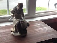 LLADRO COBBLER 4853 FIGURINE RETIRED MINT CONDITION