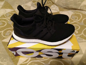 Adidas Ultraboost 4.0 Core Black Shoes Brand New Size 8.5
