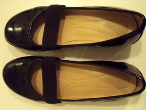 Black Patent Naturalizer Shoes