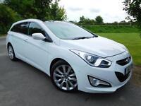2012 Hyundai i40 1.7 CRDi [136] Premium 5dr Auto Full Hyundai SH! 1 Owner! 5...