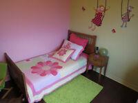 mobilier de chambre fille
