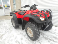 2006 VTT Honda Fourtrax TRX 350ES 4x4 Laval / North Shore Greater Montréal Preview