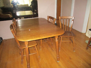 2 dining room table sets one $50 the other $150  #4
