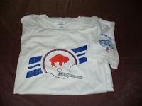 Buffalo Bills / Bud Light Vintage Logo T-Shirt Size Large