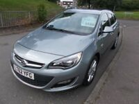 Vauxhall Astra SRI CDTI++ONLY £30 ROAD TAX AND GREAT MPG++ (silver) 2012