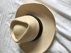 STETSON PANAPORE STRAW HAT