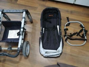 Harmony 3 in 1 stroller