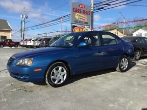 2005 Hyundai Elantra VE  NO TAX SALE!! month of December only!