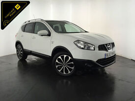 2012 62 NISSAN QASHQAI N-TEC + IS DCI 1 OWNER NISSAN SERVICE HISTORY FINANCE PX
