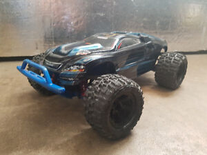 Upgraded Traxxas Slash 4x4