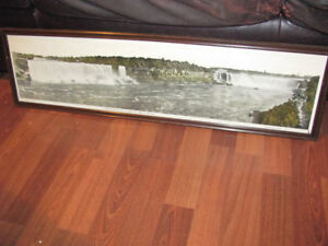 Antique 1905 Rochester Panoramic Camera Co. Niagara Falls 34""