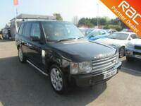 2005 Land Rover Range Rover SUV 3.0TD6 174 Vogue Auto5 Diesel black Automatic