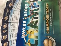 India vs Pakistan Champions Trophy Tickets