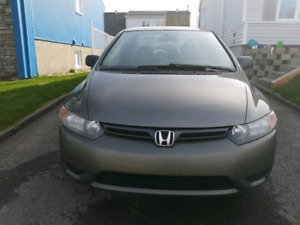 Honda civic Dx manuel 132500kilo
