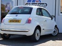 2014 Fiat 500 1.2 Lounge [Start Stop] 3dr