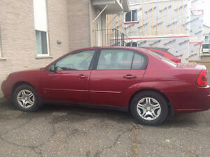 2006 Chevrolet Malibu LS Berline