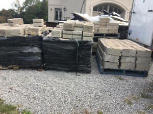 300 RETAINING WALL BLOCKS