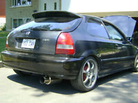 1999 Honda Civic Bicorps b16a sir du japon