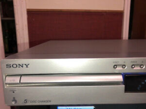 DVD Player with 5.1 Music System