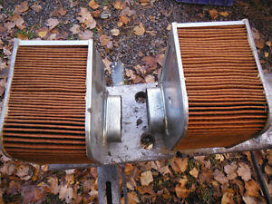 1975 Honda CB500T CB500 T Air filters and rubber parts
