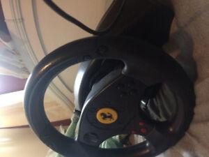Volant pour PS3 et PC THRUSTMASTER
