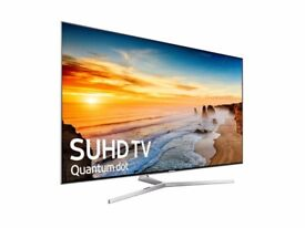 Samsung 55inch KS9000 Super 4K UHD HDR Series 9 Ultra Slim Curved top model TV amazing picture
