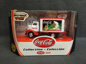 Matchbox Collectibles 50th Anniversary Coca-Cola Collection Truc