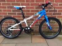 Kids cube race 200 mountain bike