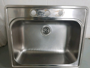 Blanco Stainless Steel Like New Kitchen Sink
