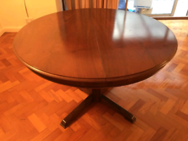 Turkish Wood Extendable Dining Table.
