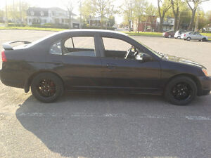 2002 Honda Civic 2002 -1.7 litre