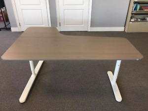 Used IKEA Corner desks with very good condition
