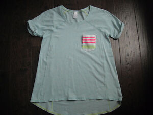 Girls Ivviva Short Sleeve Top Size 14
