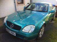 Mercedes SLK230