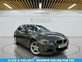 image for 2017 BMW 3 Series 3.0 330D M SPORT 4d 255 BHP Saloon Diesel Automatic