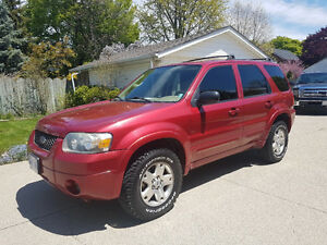 2006 Ford Escape SUV Limited