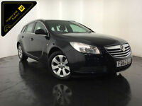2012 62 VAUXHALL INSIGNIA TECH LINE CDTI ESTATE 1 OWNER SERVICE HISTORY FINANCE