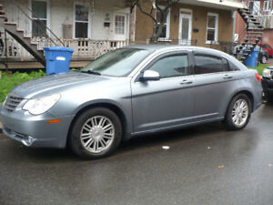 2007 Chrysler Sebring equipe air climatiser Berline
