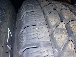 Mounted Snow Tires - Ford Rims (Moving Must Sell-Make an Offer)