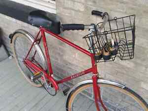 Vintage Raleigh Cruiser/City Bike, Made in Canada