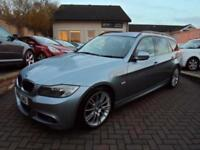 2009 BMW 3 Series 2.0 320d M Sport Business Edition Touring 5dr