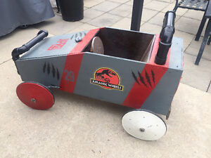 3 Soap Derby Cars - $150, $50, $50