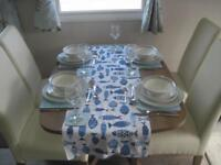 For sale new luxury static caravan holiday home South Devon 2 bed