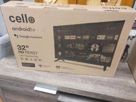 61. 32inch smart TV