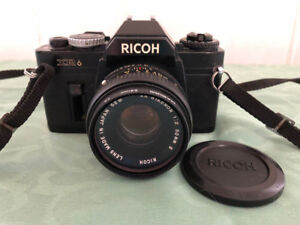 Ricoh XR-6 film camera for sale!